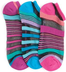 LittleMissMatched Zany Black Jelly Liner Socks