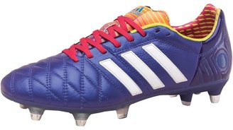 purchase cheap 4ba1a dbca2 adidas Mens 11Pro TRX AG Football Boots Blast PurpleWhiteViv