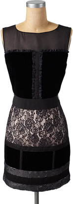 Jessica Simpson Lace Panel Dress