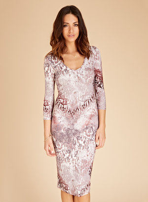 Isabella Oliver Sydney Print Dress