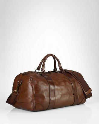 Polo Ralph Lauren Leather Gym Bag