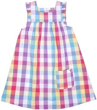 Pink Chicken Marcia Dress - Rainbow-12 Months
