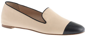 J.Crew Darby cap toe loafers