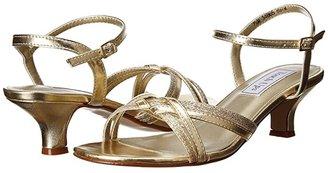 Touch Ups Melanie (Silver Glitter) High Heels