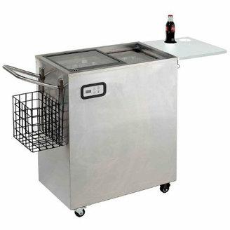 Avanti 75 Qt.Serving Cart Heavy Duty Cooler