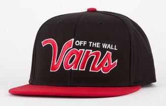 Vans Veneration Mens Snapback Hat
