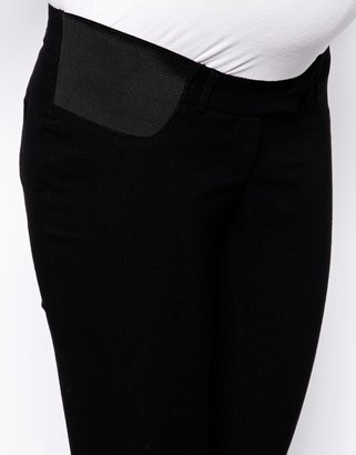 Asos Work Wear Pant With Stretch