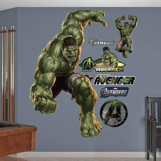 Fathead The avengers incredible hulk wall decals