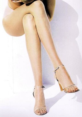 Donna Karan Hosiery The Nudes Control Top Panty Hose
