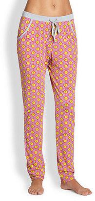 Josie Madame Foulard Dorm Pants
