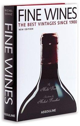 Assouline Fine Wines Book