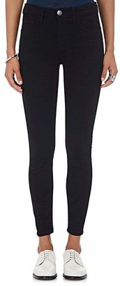 Current/Elliott Women's The High Waist Stiletto Skinny Jeans $184 thestylecure.com