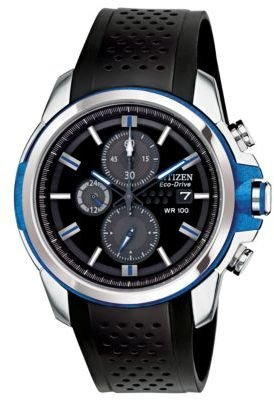 Citizen Men's Drive From Eco-Drive From Eco-Drive AR 2.0 Chronograph Watch