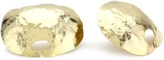 Citrine by the Stones Inti Post Gold Earrings