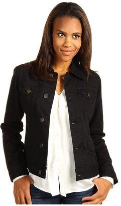 Jag Jeans Rupert Jacket Colored Denim (Black) - Apparel