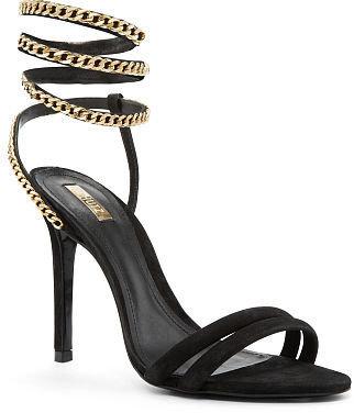 Schutz Monya Chain-detail Sandal