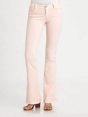 Alice + Olivia Stacey Flared Jeans