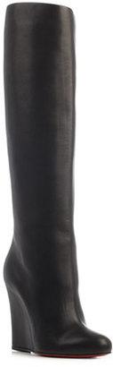Christian Louboutin Zepita 100mm knee-high boots
