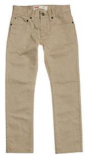 Levi's Levis Boys' 4-7 511TM Slim Fit Jeans - Chinchilla