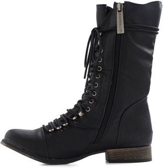 Into the Night Boot