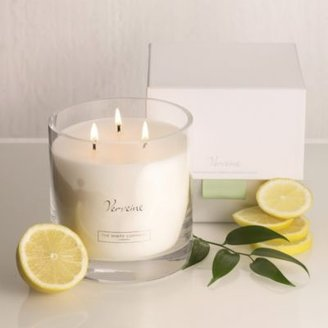 The White Company Verveine Large 3-Wick Candle