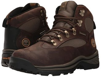 Timberland Chocorua Trail Mid Waterproof (Dark Brown Full-Grain) Men's Hiking Boots