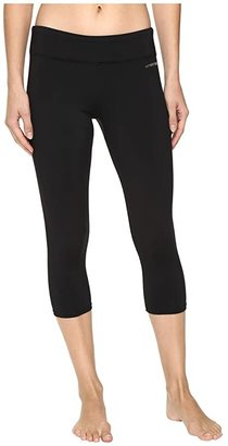 Hot Chillys Boot Tech Tight Micro-Elite Chamois (Black) Women's Underwear
