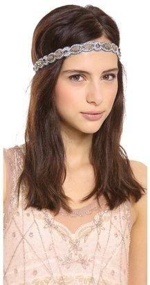 Deepa Gurnani Stone Embellished Headband