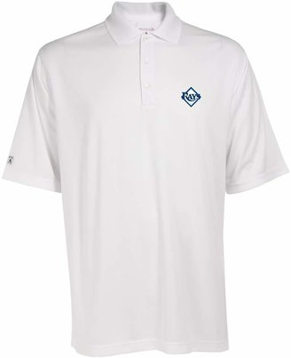 Antigua Men's Tampa Bay Rays Exceed Performance Polo