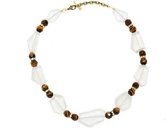 MINU Jewelry - Tiger-Eye Quartz Necklace