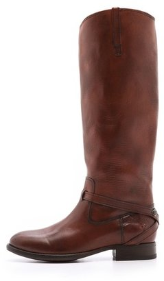 Frye Lindsay Plate Boots