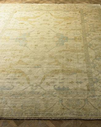 Meadow Oushak Rug, 8' x 10'