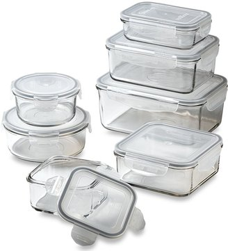 Bed Bath & Beyond Store N' Lock Storage Containers
