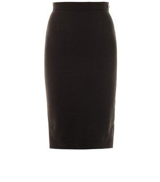 Vivienne Westwood Wool pencil skirt