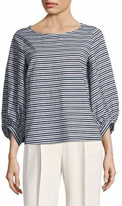 Marella Calmi Striped Blouse