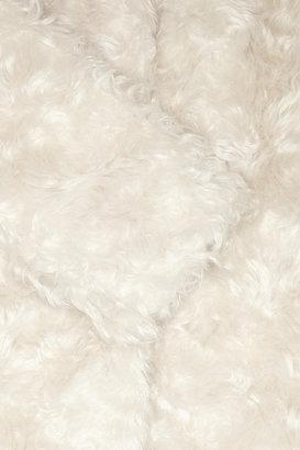 Stella McCartney Bryce mohair-blend faux fur coat