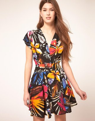 Motel Tropical Dress