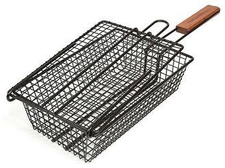 Charcoal Companion Shaker Basket, Black