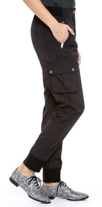Alexander Wang Nylon Track Pants