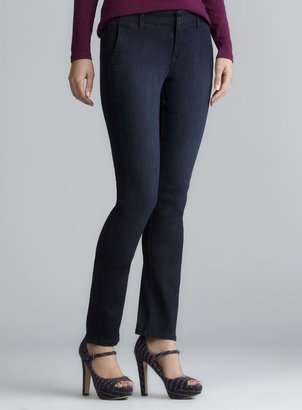 Level 99 Lilly Skinny Straight Leg Stretch Jeans