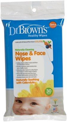 Dr Browns Dr. Brown's 30-pk. Nose & Face Wipes