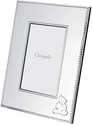 Christofle Charlie Bear Picture Frame