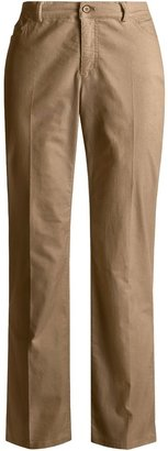 Peace of Cloth Panticular Pants - Feathered Corduroy, Five Pocket (For Women)