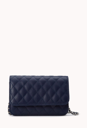 Forever 21 Iconic Quilted Crossbody
