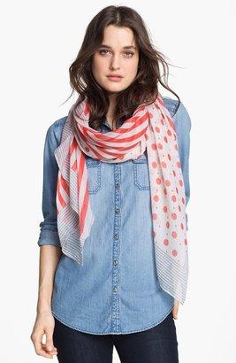 Tasha 'Dots and Stripes' Scarf
