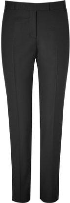 Paul Smith Black Black Wool Classic Pants