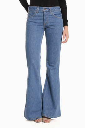Levi's CLOTHING Bell Bottom Jeans