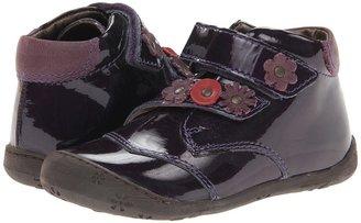 Aster Kids - Juzzy (Toddler/Little Kid/Big Kid) (Purple Patent) - Footwear