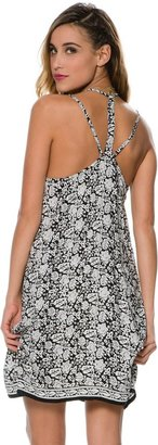 Angie Jamie Printed Dress