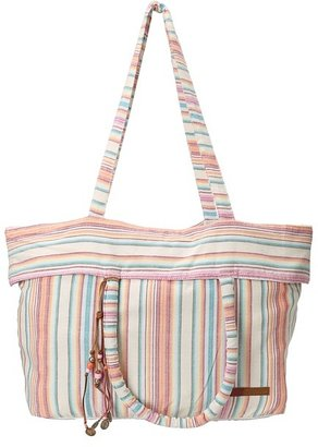 Billabong Parade Around Large Tote (White Cap) - Bags and Luggage